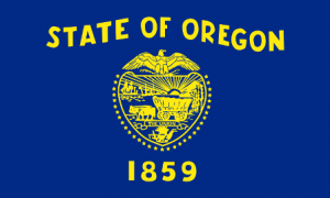 Oregon-Flag