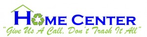 HOMECENTER SLOGAN LOGO